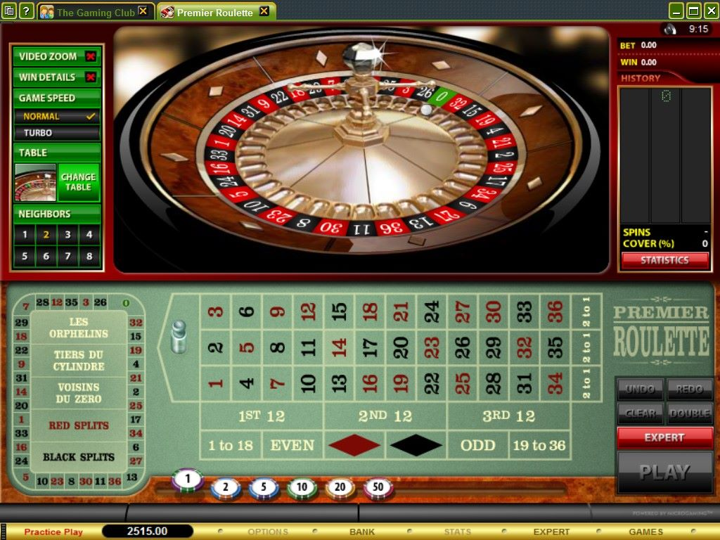 Club casino roulette review onidea casino in green bay wi