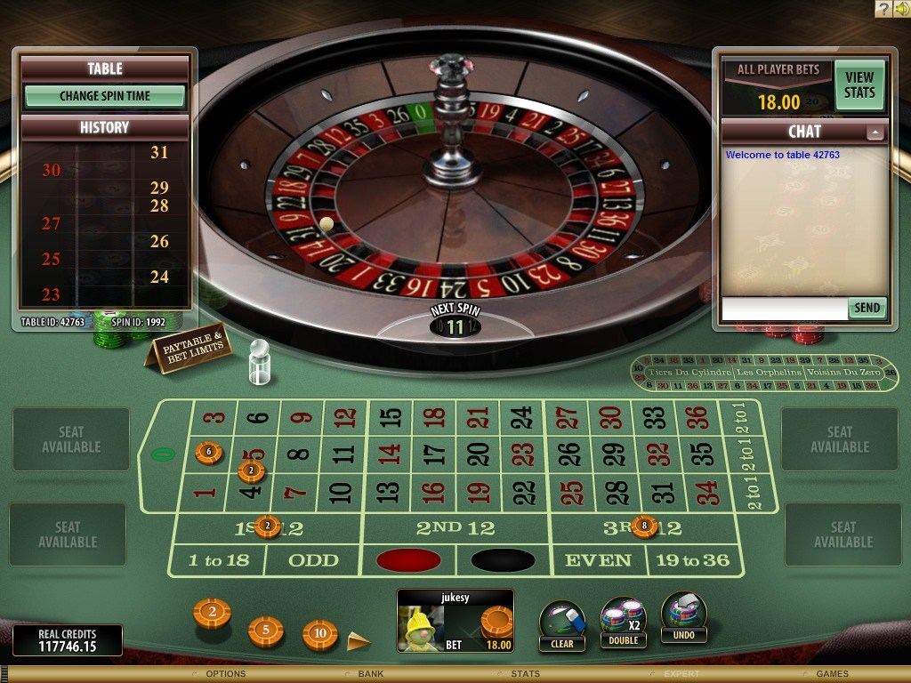 casino online roulette online jackpot games