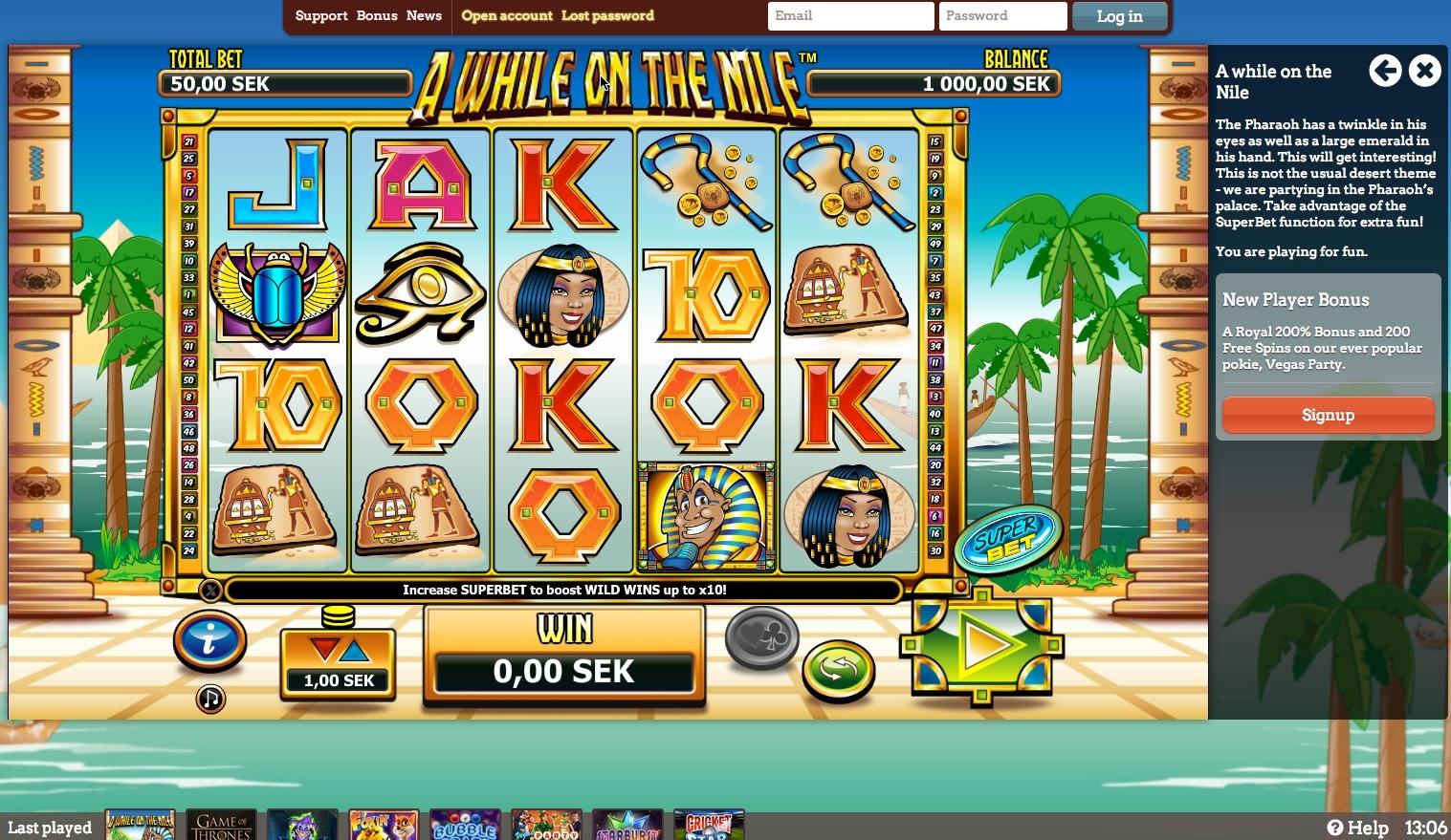 Online Casino Leo Vegas