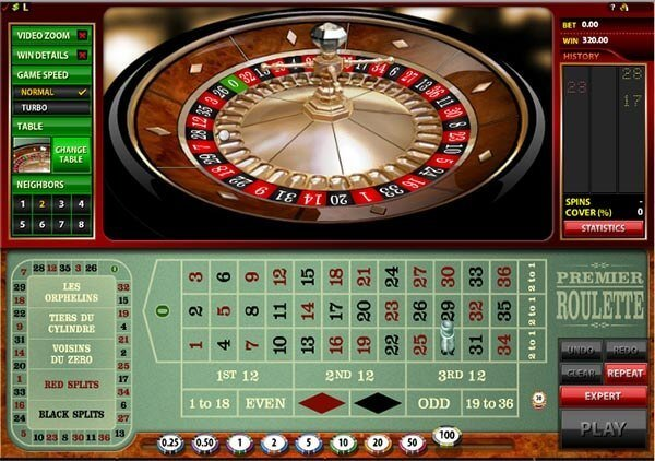 Lucky247 Casino - Roulette