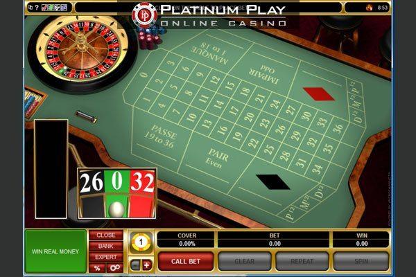 Platinum Player Casino