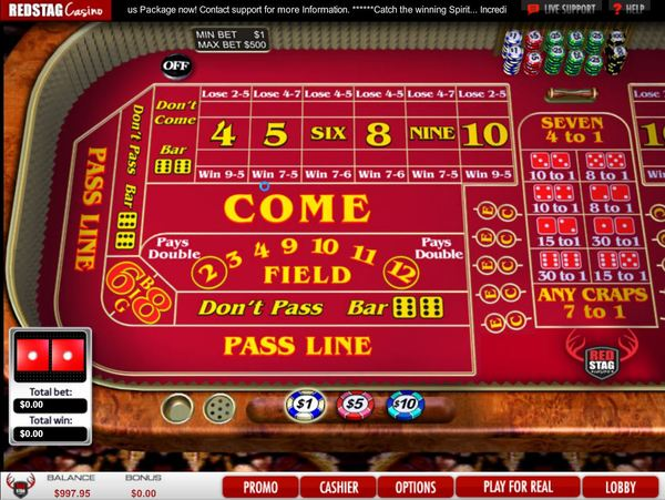 Red Stag Casino - Other Games