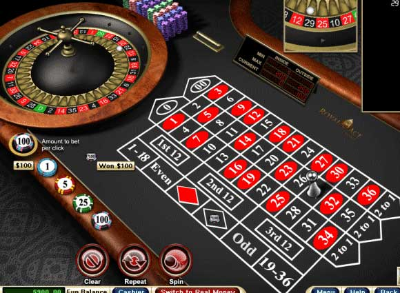 casino roulette online royal secrets
