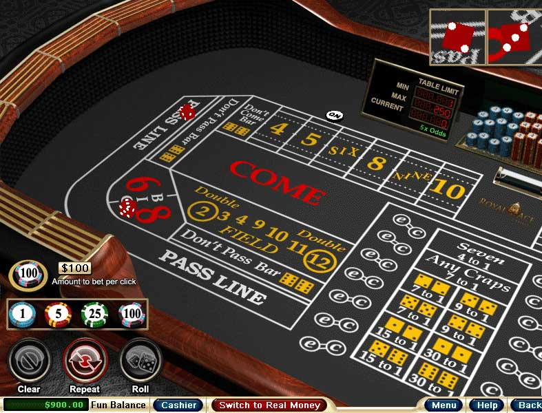 online play casino royal roulette