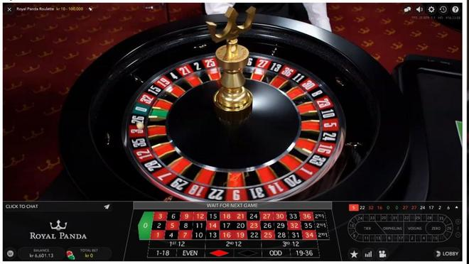 best online casino de royal roulette