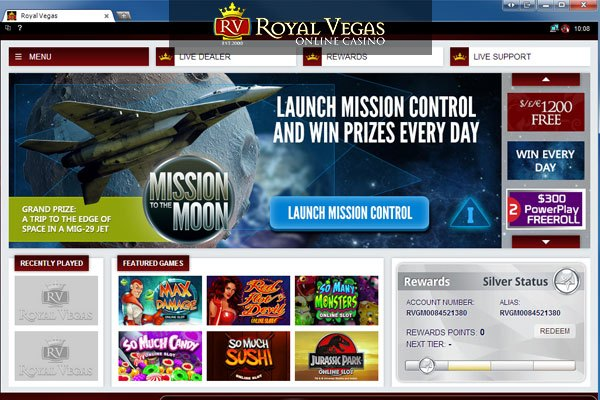 watch casino online royal roulette