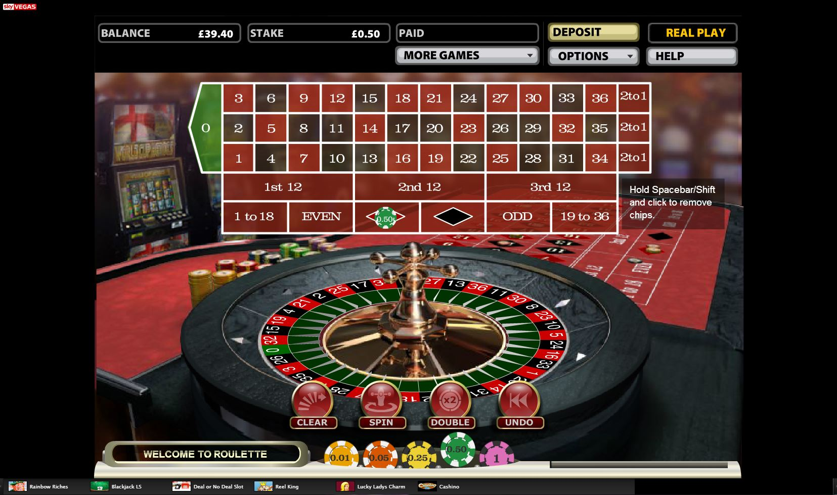 how to win roulette online casino