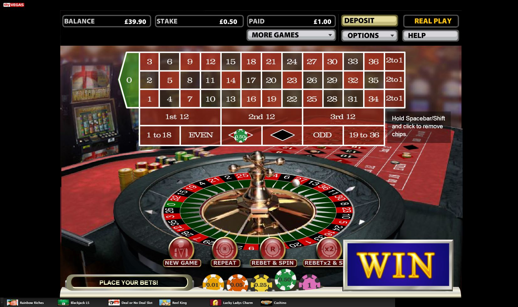 sky vegas online casino review