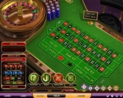 Slots Magic Casino - Roulette