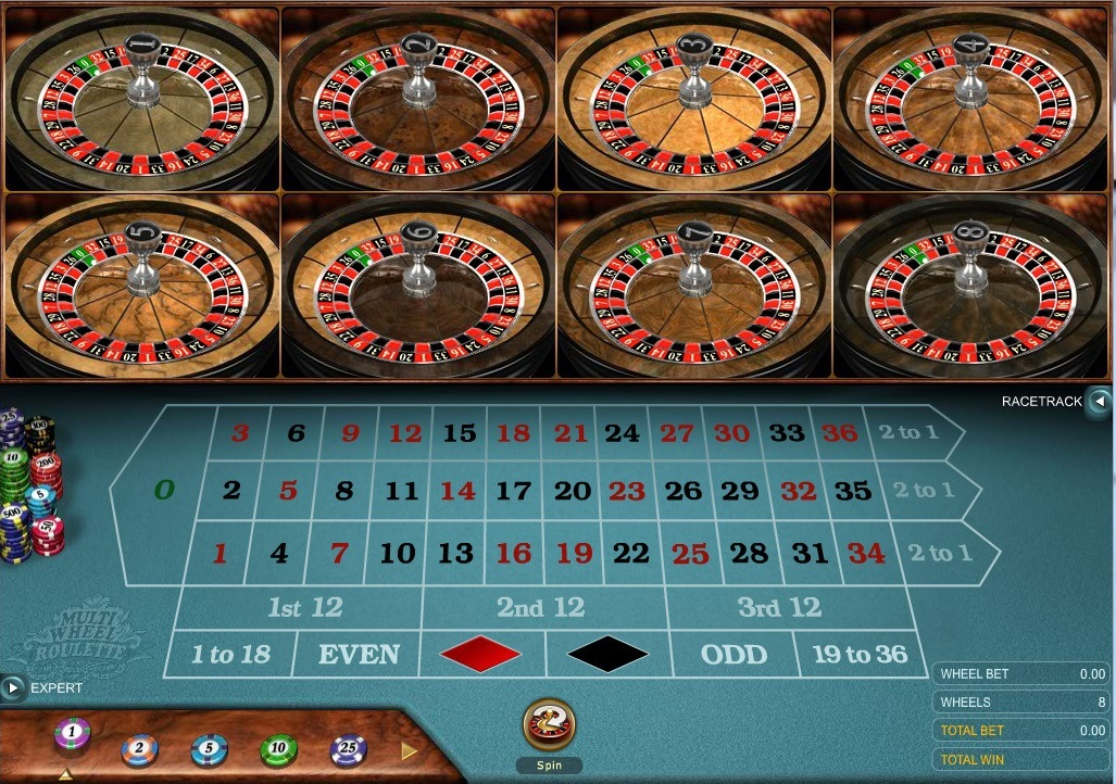 online casino roulette free spin game